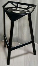 Authentic Herman Miller® Magis Stool One by Konstantin Grcic.Black. Italy