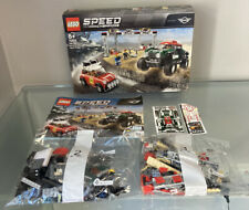 Brand New Lego Speed Champions John Cooper Works Buggy 75894 Set - No Red Mini
