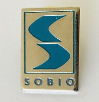 Sobio Badge Pin France Rare Vintage (G4)