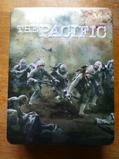 The Pacific DVD, Steelbook  (Tom Hanks, Steven Spielberg)