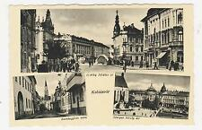 Kolozsvar,Hungary (Now Cluj-Napoca,Romania),3 Views,c.1930s