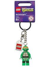 Lego Teenage Mutant Ninja TMNT Turtles Michelangelo Key Chain Keychain Xmas Gift