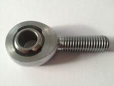M12 x m12 - 1.75 fili MANO DESTRA FILO Rose Joint cmb0401 in acciaio al carbonio