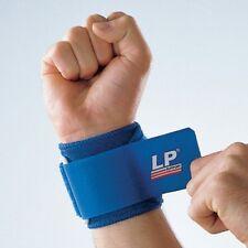 2x Lp 753 Muñeca Wrap Deportes ajustable apoyo Control correa de cinturón Physio Dolor