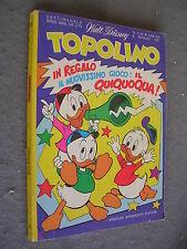 TOPOLINO # 1119 - 8 maggio 1977 - WALT DISNEY - QUASI OTTIMO