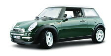 BBURAGO 15013-Mini Cooper 2001 Kit in metallo/plastica scala 1/18th T48 POST