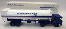 Conrad 1/50 3071 Mercedes Helium Tank Container Messer Griesham Model Truck