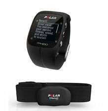 POLAR M400 GPS Activity Tracker Sport Watch + H7 Heart Rate Monitor HRM Black