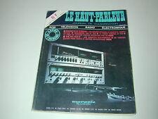 CATALOGUE LIVRE JOURNAL Le Haut-Parleur son Télévision Radio Electronique  1977