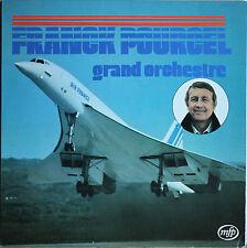 """FRANCK POURCEL """"GRAND ORCHESTRE""""  33T LP"""