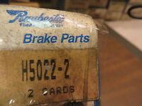 BRAKE HARDWARE KIT raybestos NOS # H5022-2