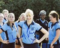 """Lucy Punch """"St. Trinian's"""" AUTOGRAPH Signed 8x10 Photo ACOA"""