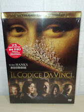 IL CODICE DA VINCI - EXTENDED CUT - ITA - ENG - 2 DVD