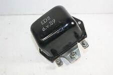 REGULATEUR SNA type ED2 S9 6V POUR DYNAMO...CITROEN DS ID RENAULT FIAT 600D