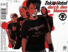 TOKIO HOTEL : DURCH DEN MONSUN / 4 TRACK-CD + VIDEO