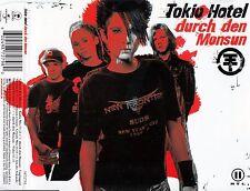 TOKIO HOTEL : DURCH DEN MONSUN / 4 TRACK-CD + VIDEO