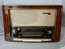 Grundig 5040W A BIG excellent tube radio from Germany