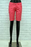 Bermuda REFRIGIWEAR Donna Taglia 29 Pantalone Pantaloncino Pants Shorts Slim Fit