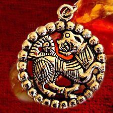 Amulett FENRIS WOLF BRONZE Wikinger Viking Gokstad