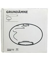 "Ikea Grundamne Pendant Glass Lamp Shade 10 "" New"