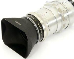 Meyer-Optik Gorlitz TRIOPLAN 2.8/100mm F2.8 Telephoto Lens M42 / EOS / Micro 4/3