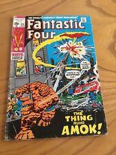 FANTASTIC FOUR #111. JUNE 1971.