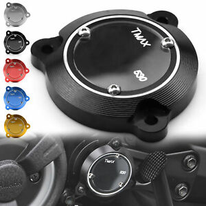 Fit For Tmax 530 sx dx 2012-2021 Side Frame Protector Hole Drive Shaft Cover