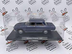 "DIE CAST "" ALFA ROMEO 1750 BERLINA (1968) "" AUTO VINTAGE SCALA 1/24"