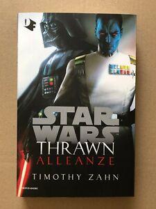 STAR WARS - THRAWN ALLEANZE - Timothy Zahn - 1a edizione Mondadori