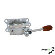 ALKO Klemmbock Klemme 48 mm Guß mit Klappknebel für Anhänger Stützrad Halter