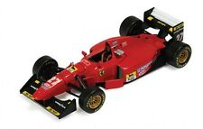 Ferrari la storia 1/43 COLLECTION FERRARI 412T1B Belge GP 1994 J. Alesi