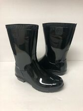 ugg kids Raanna  Rain Boots Size 2 Color Black