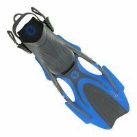 Aqua Lung Sport Strada Snorkeling / Dive Fins / Flippers - Small / Medium 5-8