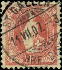 Switzerland Scott #110a Used  Perf 11 1/2 x 12