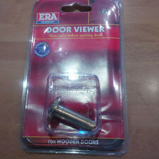 ERA 191-32 Door Viewer, Spy hole in Polished Brass