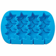 Silicone Stacked Stars Mold Pan from Wilton #0546 New