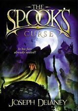 The Spook's Curse: Book 2 (The Wardstone Chronicles),Joseph Delaney