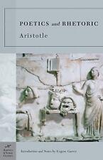 Poetics and Rhetoric by Aristotle (2006, Paperback)