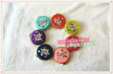 Wholesale10pcs Chinese Handmade Embroiderd Square Silk Mirrors