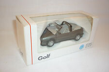 Schabak - Vintage Miniatura De Metal - 1006 - VW GOLF - 1:43 - emb.orig -