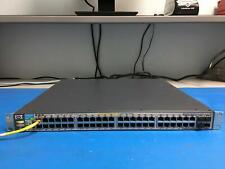 HP PROCURVE 3500YL-48G POE 48 PORT NETWORK SWITCH J8693A