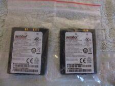 Replacement Symbol Battery for MC35 Scanner Battery BTRYMC35EABOE x 2