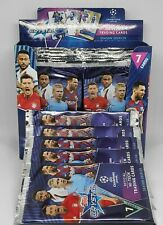 2019 Topps CRYSTAL Champions 24 Pack Hobby Box Messi, Mbappé, Haaland Rookie RC