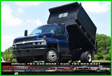 2004 Chevrolet Chevy GMC C4500 Top Kick Kodiak Dump Truck Duramax Diesel Used