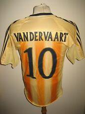 Ajax Amsterdam VAN DER VAART Holland football shirt soccer jersey voetbal size S