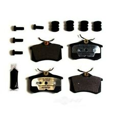 Disc Brake Pad Set-GTI Rear Autopartsource MF340K1
