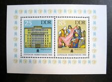 DDR  MiNr. 3038-3039 Block 85 postfrisch** (DD 3038-39)