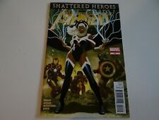 The Avengers #21 Marvel Comics March 2012
