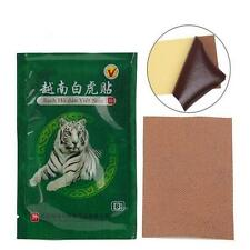8 Patches Vietnam White Tiger Balm Arthritis Pain Relief Plaster Body Massage J5