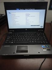 HP EliteBook 8440w Intel Core i5 2.40GHz 4GB 250GB HDD DVD-RW Wi-Fi Laptop + AC
